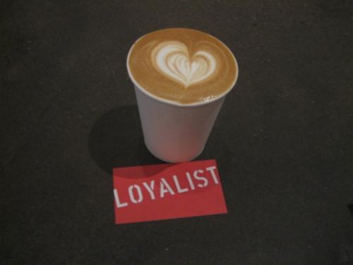 Ritual Roasters cappuccino