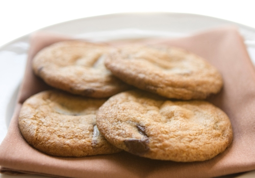 Sepia cookies (photo by Martha Williams)