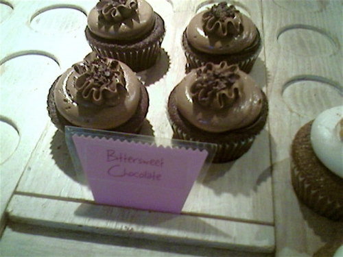 Swirlz bittersweet chocolate