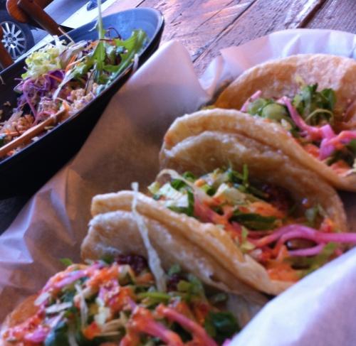 En Hakkore tacos